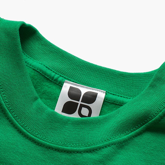 Faceshots sweatshirt (Green), 3