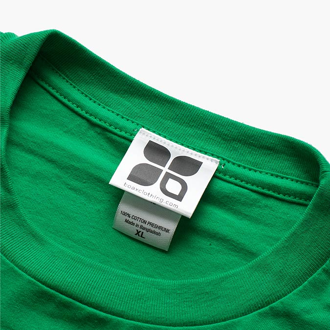 Faceshots t-shirt (Green), 3