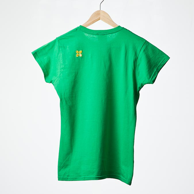 Unix wmns t-shirt (Green), 2