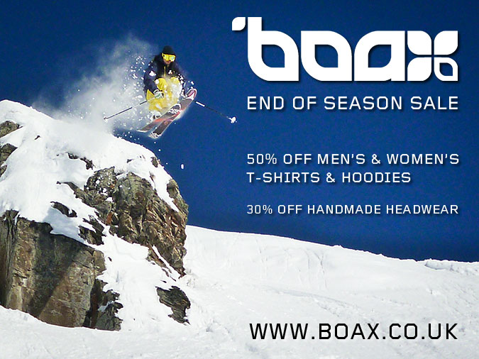 Boax Clothing end of season sale: Up to 50% off all items